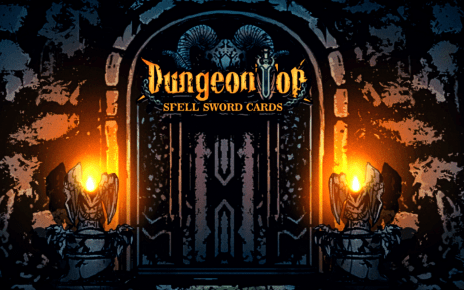 DungeonTop Title Screen